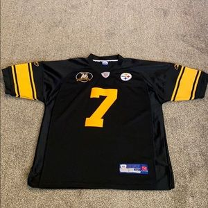 Steelers Ben Roethlisberger Color Rush Jersey